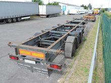 2004 Frejat Container transport