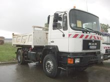 1996 MAN FE 19.272 Tipper