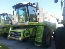 2007 Claas Lexion 600 Combine h