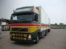 2007 Volvo FH520 Box truck