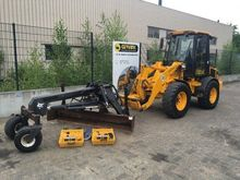 2004 JCB 409 Wheel loader