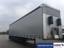 2014 Schmitz Cargobull Curtains