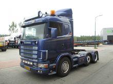 Used 1999 Scania 144