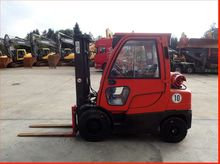 Used 2006 Hyster H3.