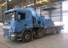 2001 Hiab 700 E Dropside truck