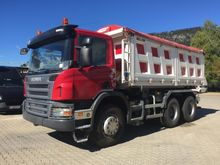 Used Scania P380 KIP