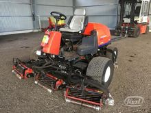 Jacobsen LF3800 4wd Fairway Mow