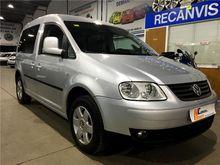 2007 Volkswagen Caddy LIFE 1.9