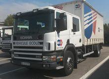 Used 2001 Scania BC1