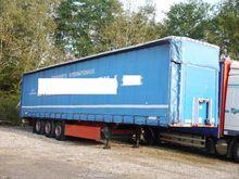 1999 Schmitz Cargobull Tautline