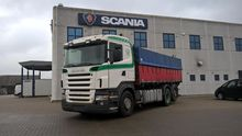 2006 SCANIA R500 Tank truck
