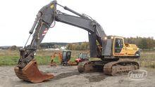 Volvo EC460BLC Crawler Excavato