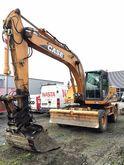2005 Case WX185 Wheel excavator