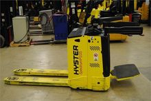 2013 Hyster P2.0S FBW Stacker