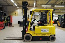 Used 2008 Hyster J3,