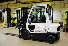 2011 Hyster H2,5FT 4-wheel fron