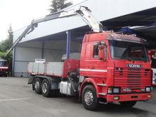 Used 1988 Scania 143