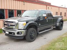 2012 Ford F450 4x4 Flat bed Ope