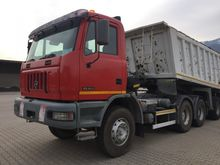 Iveco Astra HD7/64.45 6x4 VOLL-
