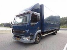 2006 DAF AE45BF Box truck