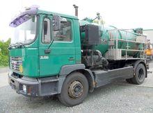 2000 MAN 18.284 MK Vacuum truck