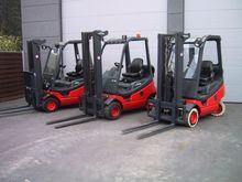 Used Forklift 4-whee