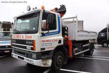 2000 DAF CF65.210 Box truck