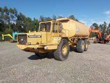1980 VOLVO DR681 6x4 Articulate