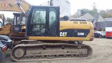 Used 2010 CAT 320D C