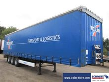 2011 Krone Curtainsider dropsid