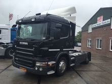 2009 Scania P380 with 3 pedals