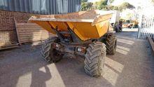 2011 TEREX TA6S Mini dumper