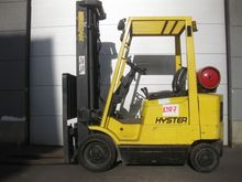 HYSTER S2.50XM 4-wheel front fo