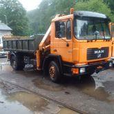 Used 1994 MAN 18-232