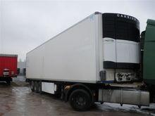 2007 Krone Refrigerator semi-tr
