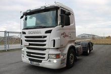 Used 2011 Scania R48