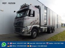 2011 Volvo FH16.660 6X4 CHASSIS
