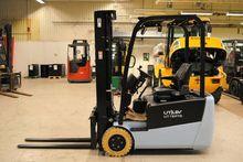 2016 Utilev UT18PTE 3-wheel fro