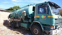 Used 1990 Scania Vac