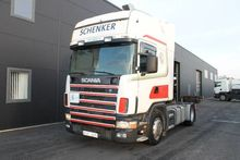 Used 2001 Scania R11