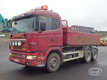 Used 1999 Scania R12