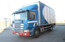 2000 Scania P114LB4X2NB340 Box