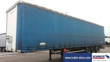 2005 Trailor Curtainsider Stand
