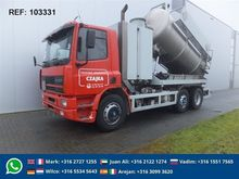 1995 DAF 75.270 ATI 6X2 MANUAL