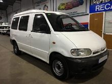 2000 Nissan Vanette cargo 2.3 D