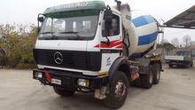 1992 Mercedes-Benz SK 2629 Conc