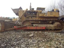 1964 Caterpillar D 6 B Bulldoze