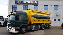 2009 SCANIA P400 Tank truck