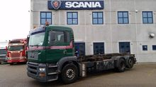 2003 MAN 26.410TG-A Container t