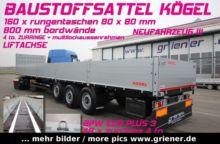 Used 2016 Kögel SN24